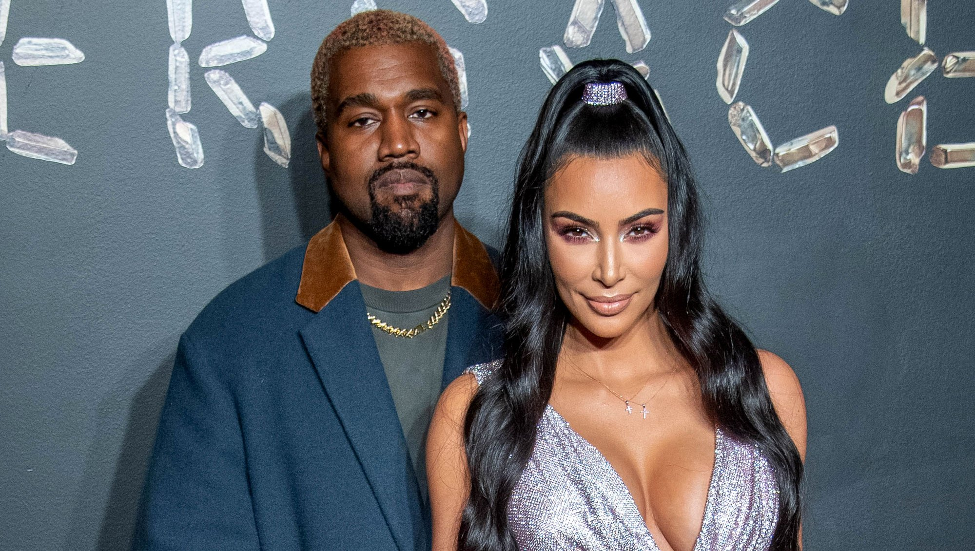 Revisit the 5 Most Kimye Things the Power Couple Have Done Versace fall 2019 fashion show
