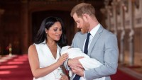 Royal Baby Archie's Birth Certificate Reveals Where Duchess Meghan Gave Birth