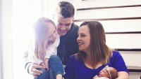 Tyler Baltierra, Catelynn Lowell, and daughters