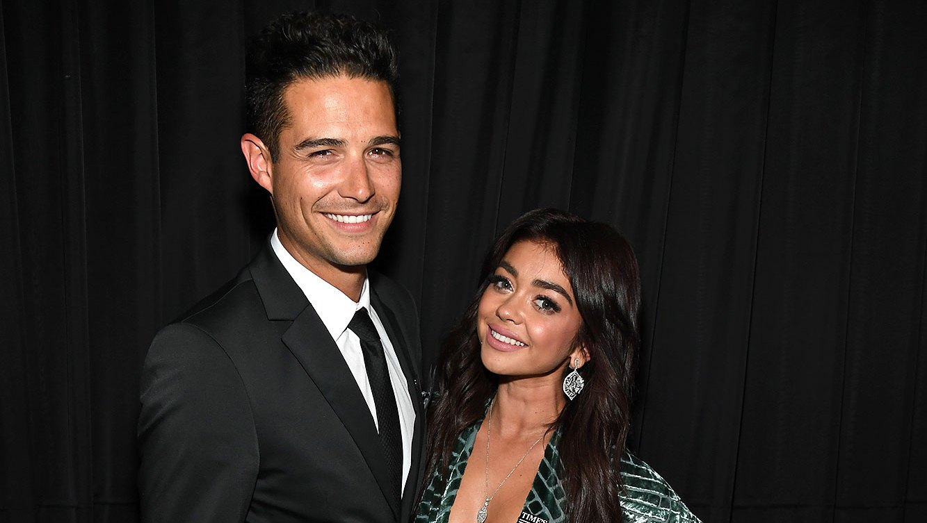 Wells Adams and Sarah Hyland Homesick