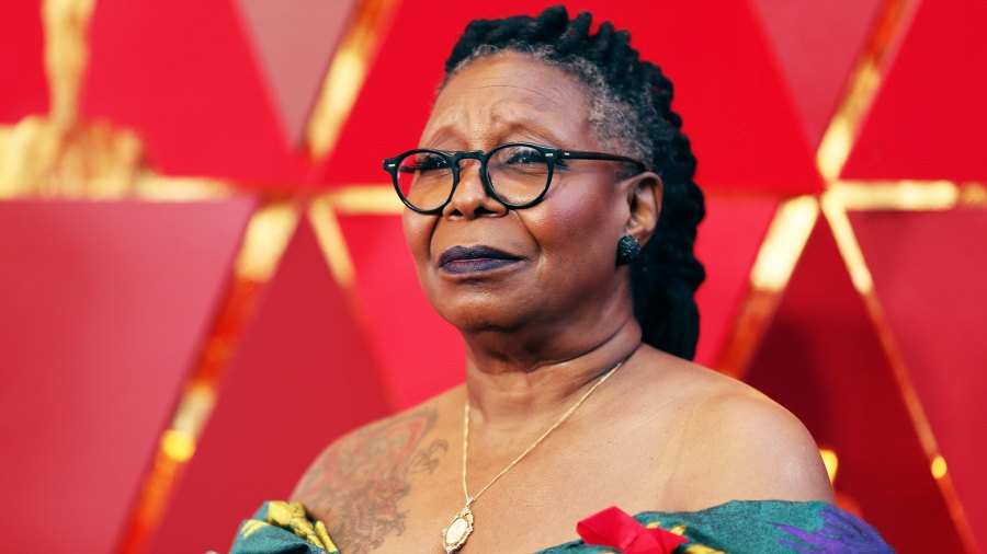 Whoopi Goldberg Didn't Want to Be in The View Book