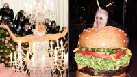 Katy Perry Wore Some of Her Wackiest Outfits Ever to the 2019 Met Gala