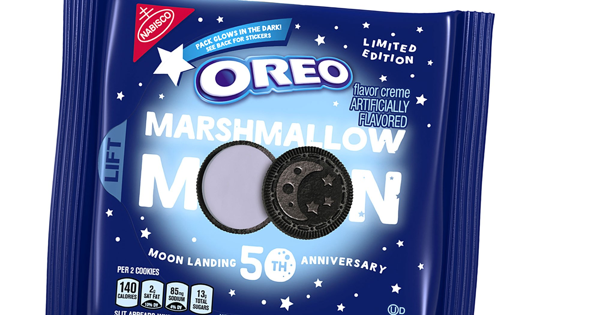 Oreo Announces New and Returning Flavors Coming in Summer 2019: See Latte Thins, Marshmallow Moon Oreos and More