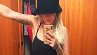 Rita Ora Reveals Ripped Six-Pack Sexy Mirror Selfie