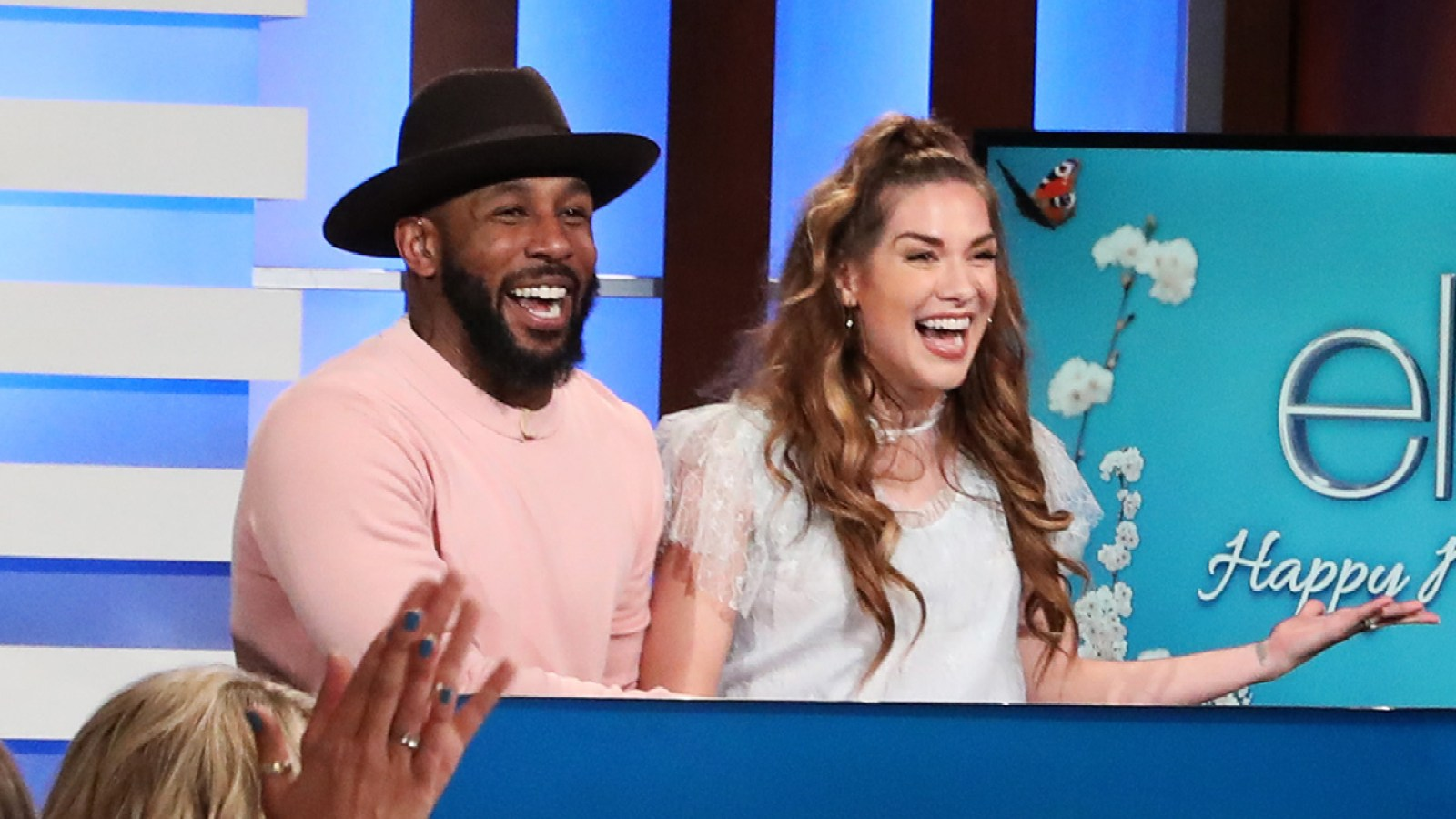 Allison Holker, tWitch Announce They're Expecting 2nd Baby