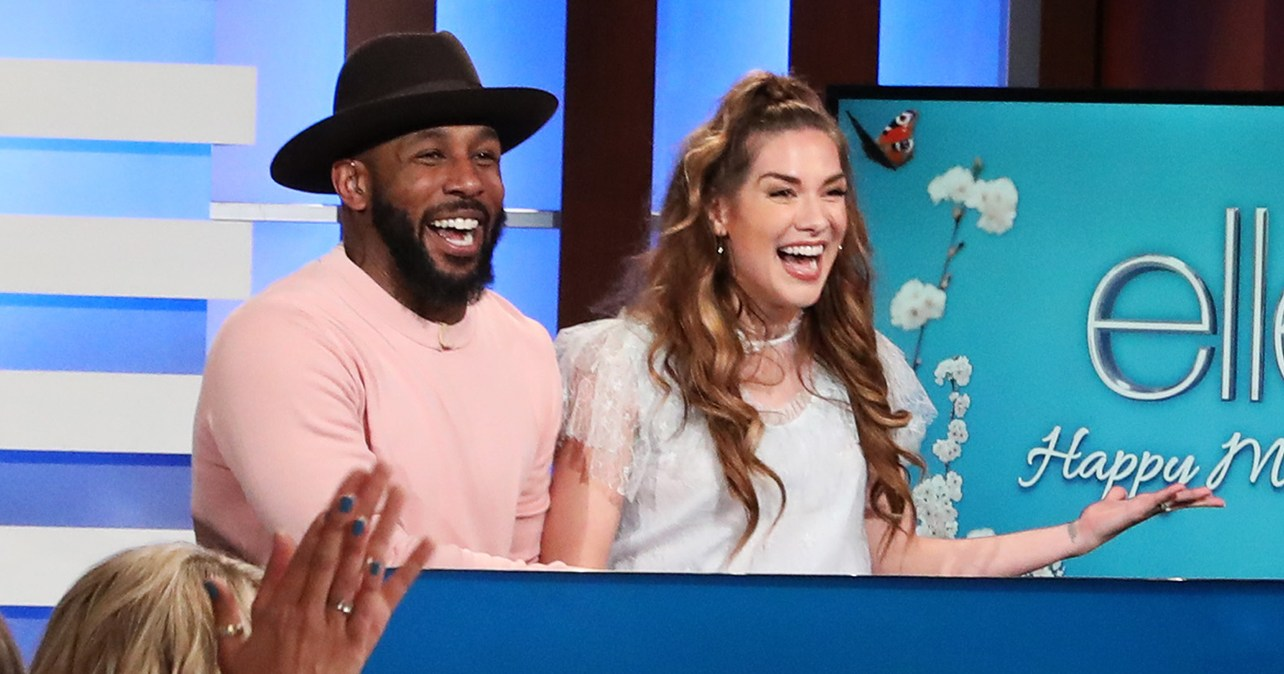 Allison Holker, tWitch Announce They're Expecting 2nd Baby on 'Ellen'