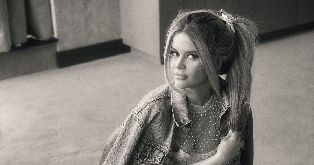 Maren Morris Poses Topless in 'Playboy' Photos, Talks Sexuality