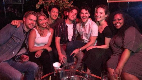 7 'Glee' Cast Members Reunite — But Where's Lea Michele?