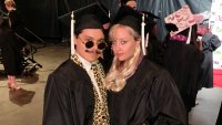 Amanda Bynes Graduates From Fashion School After Rehab: See the Rare Photo Fashion Institute of Design & Merchandising