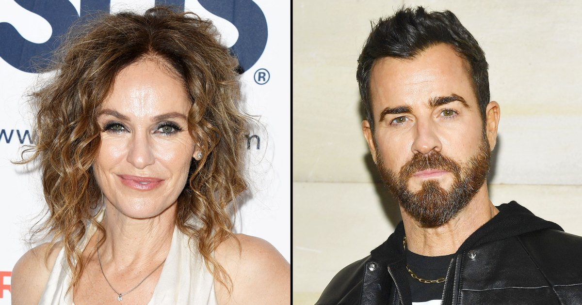 Amy Brenneman Explains What Makes Dating 'Problematic' for Justin Theroux