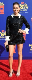 Aubrey Plaza MTV Movie TV Awards
