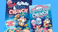 Cap'n Crunch New Flavors Summer Cereal