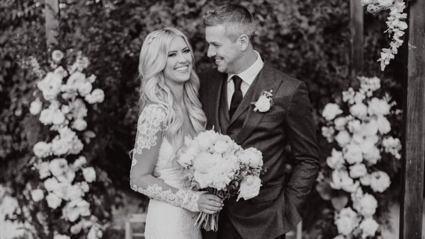 Christina Anstead Celebrates 6 Months of Marriage With Ant Anstead Amid Pregnancy