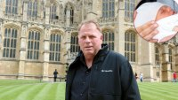 Duchess Meghan's Brother Hope to Be Invited to Baby Archie's Christening Thomas Markle Jr. Windsor Castle