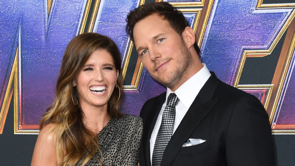 Katherine Schwarzenegger Calls Chris Pratt a 'Brilliant Spouse' in Dad's Day Post