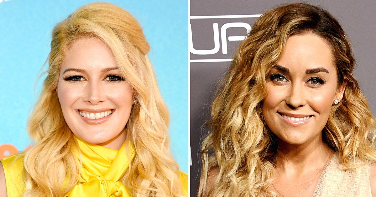 Heidi Montag Is 'Excited' Lauren Conrad Isn't on 'The Hills'