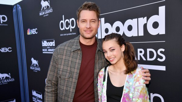 Justin Hartley and Isabella Justice Hartley Best Friend