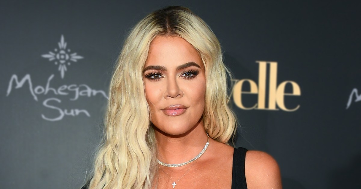 a5a8dc226d58f Khloe Kardashian Celebrates 35th Birthday With All-Pink Party: Photos