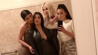 Khloe Kim Kourtney Kardashian Kylie Jenner Learn Tristan Thompson Jordyn Woods Cheating Scandal