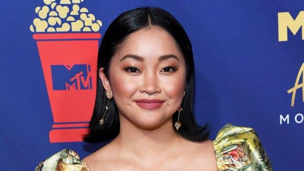 Lana Condor MTV Movie TV Awards Beauty Look