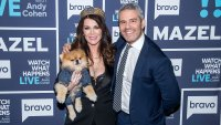 Lisa Vanderpump and Andy Cohen Nobody Can Replace LVP on RHOB