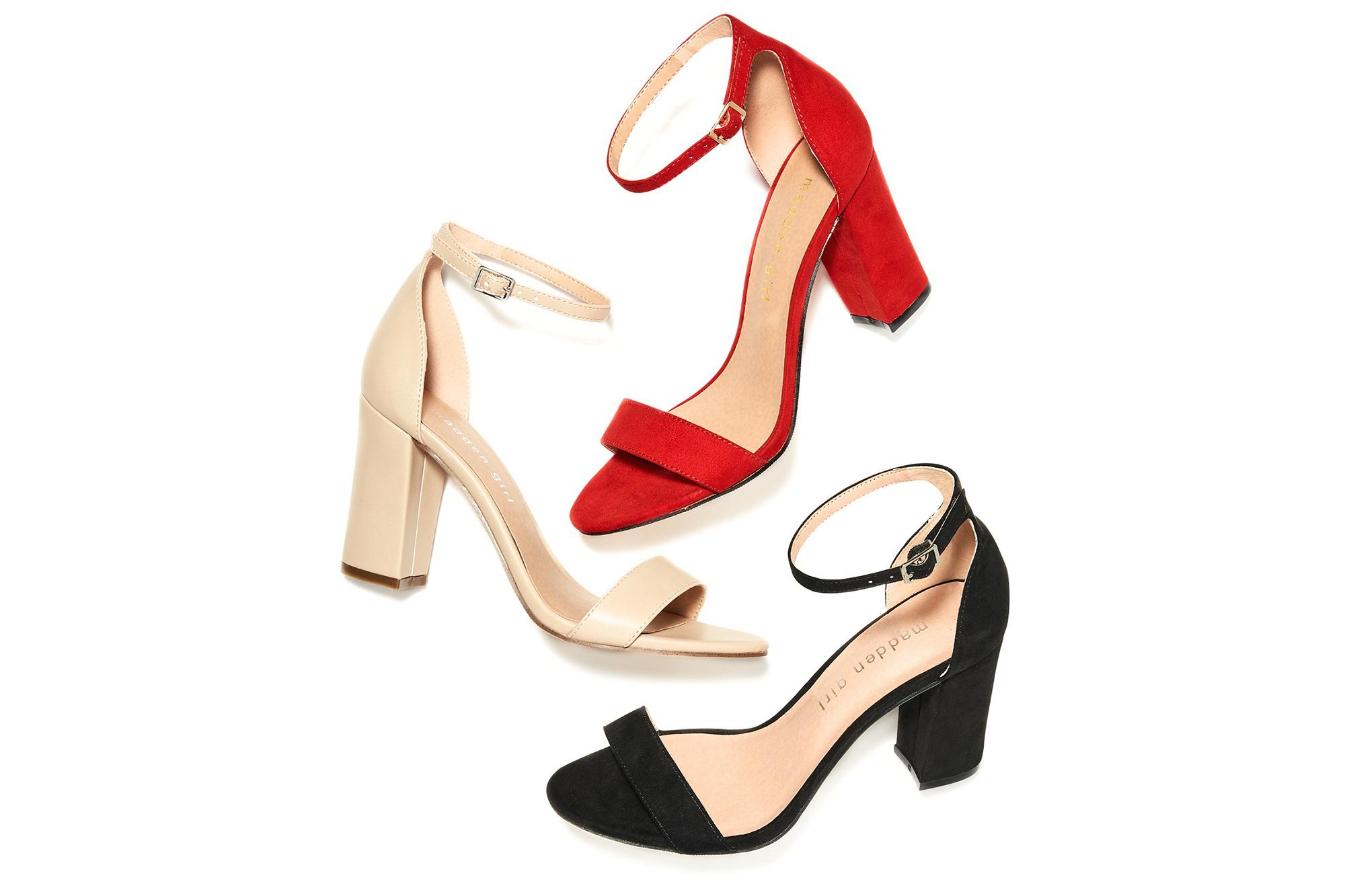 Comfy Block Heel Sandals That Let Your