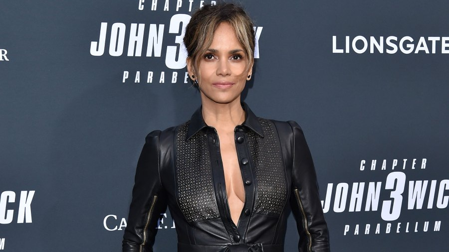 Man Tries to Steal Halle Berry's House, Gets Arrested John Wick Chapter 3 Red Carpet