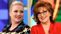 Meghan McCain Calls Her 'The View' Cohost Joy Behar a 'B--ch' During a Heated Fight