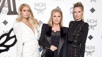 Paris Hilton, Kathy Hilton, and Nicky Hilton