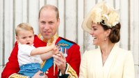 Prince William Shares Sweet Pic With Prince Louis on Father's Day — But Where Are Prince George and Princess Charlotte?