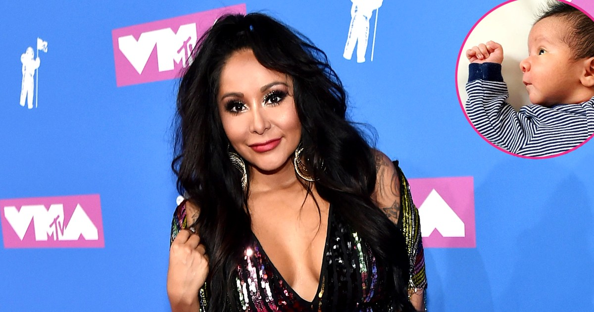 Jersey Shore's Snooki Says Her Baby Is Already Fist-Pumping