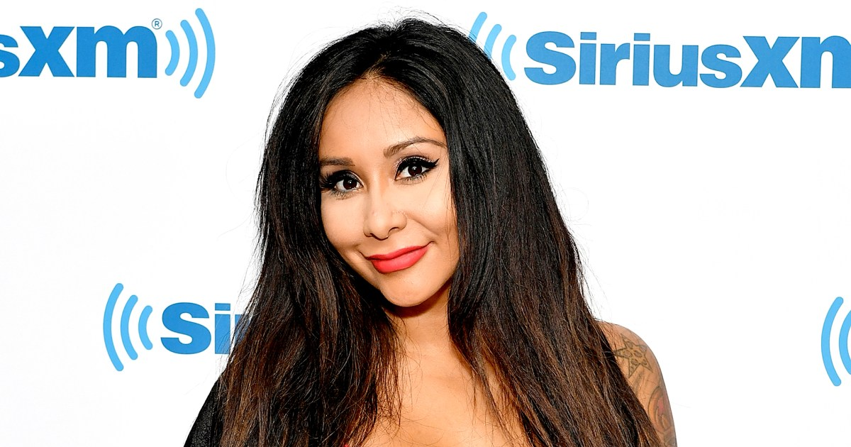 Snooki Calls Herself 'Hot Mess' Following Son Angelo's Birth