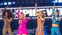 The Spice Girls On Reunion Tour United States