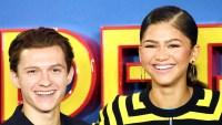 Tom Holland Shuts Down Zendaya Romance Rumors Again
