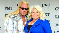 Twitter Reacts After Duane 'Dog The Bounty Hunter' Chapman's Wife Beth Dies at 51 Academy of Country Music Awards Sunglasses Plaid Blue Jacket