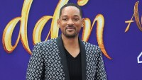 Will Smith Pampering