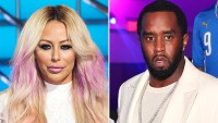 Aubrey O'Day Blames Diddy Breaking Up Danity Kane TV