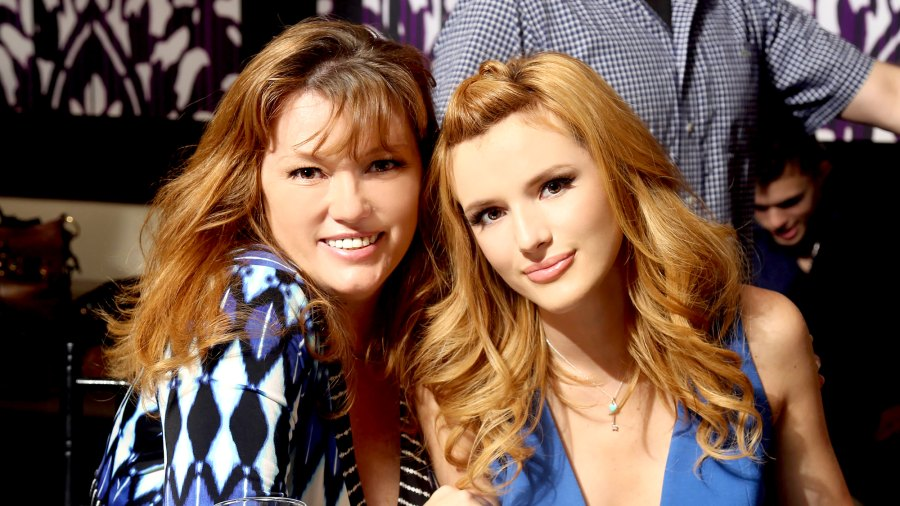 Tamara Thorne and Bella Thorne