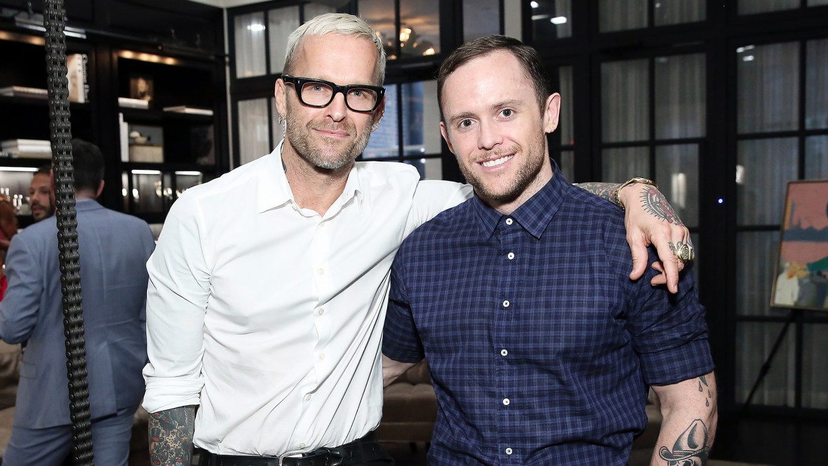 3a7445733 The Biggest Loser's Bob Harper Is Engaged to BF Anton Gutierrez