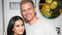 Catherine Giudici and Sean Lowe Family Album