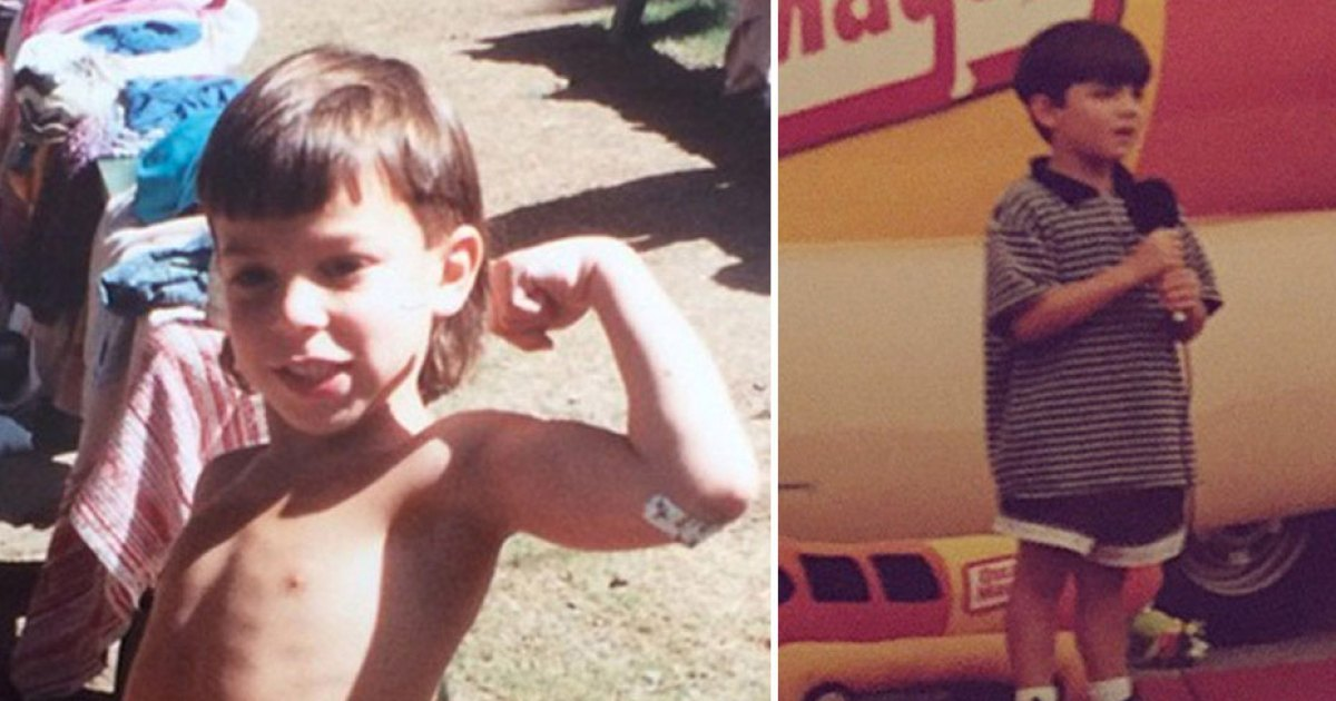 Celebrities' Best Throwback Thursday Pictures Through the Years
