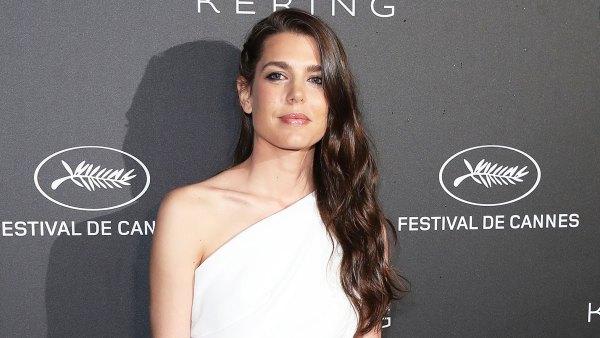 Charlotte Casiraghi White Dress May 19, 2019