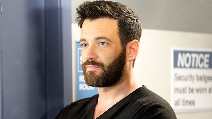 Colin Donnell Chicago Med Exit