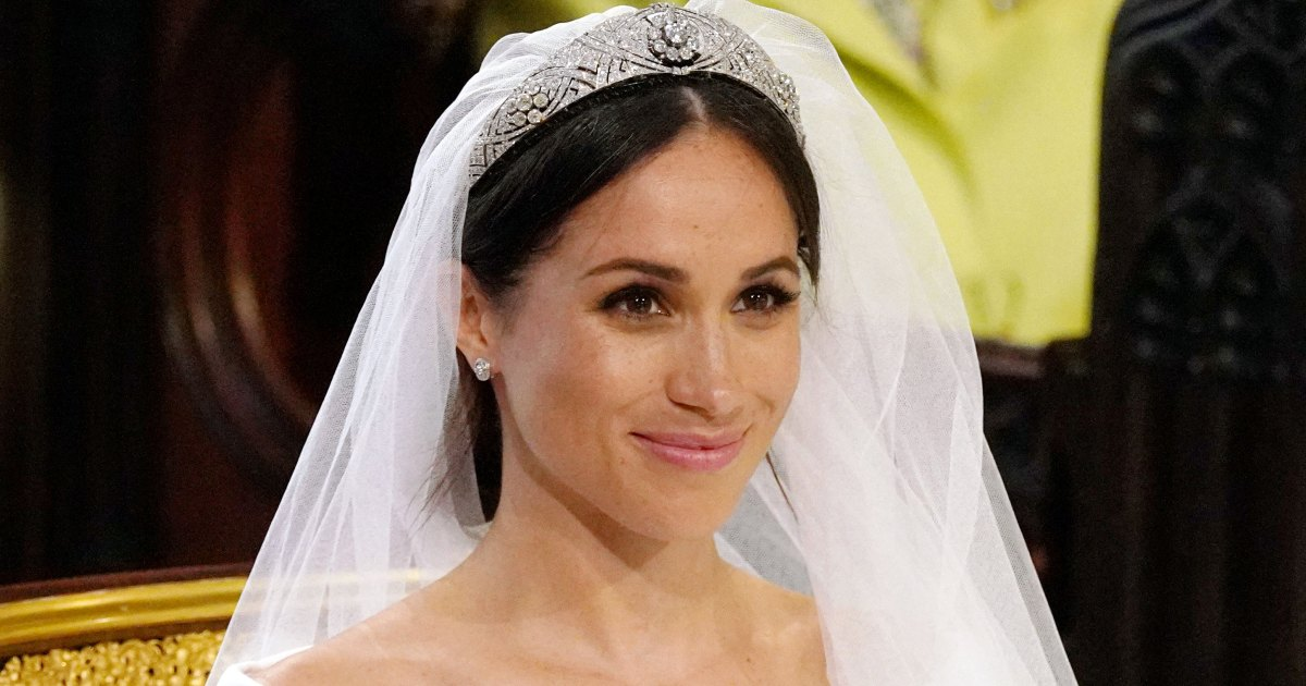 Archies Wedding Gifts: Duchess Meghan Wore Earrings From Wedding To Archie's
