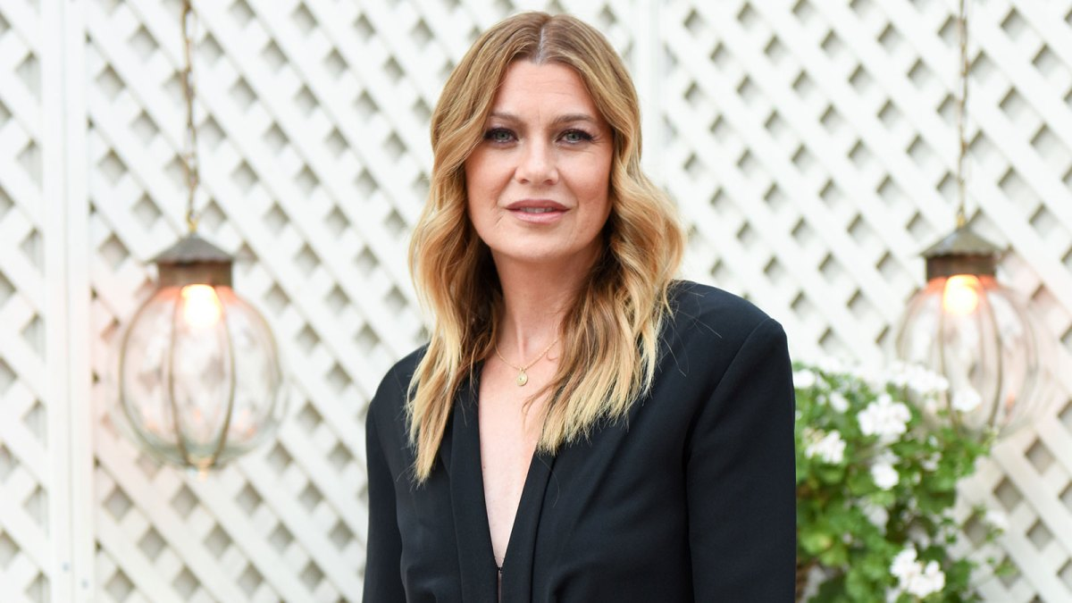 Ellen Pompeo Stunned at the Tamara Mellon x A.L.C. Collaboration Launch in West Hollywood