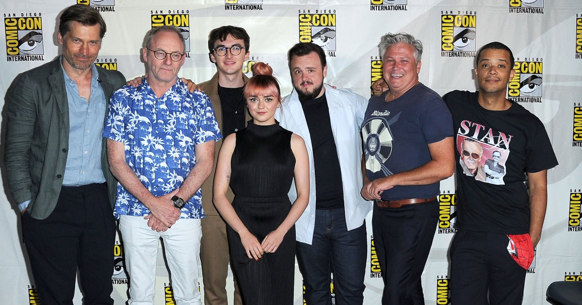 'Game of Thrones' Star Booed at Comic-Con as Cast Defends Final Season