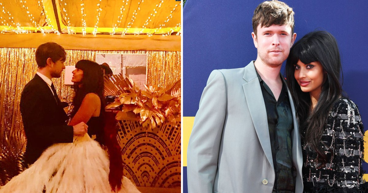 Jameela Jamil and James Blake's Modern Relationship: A Timeline of Their Love