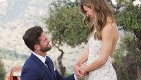Jed Wyatt Hannah Brown Engagement