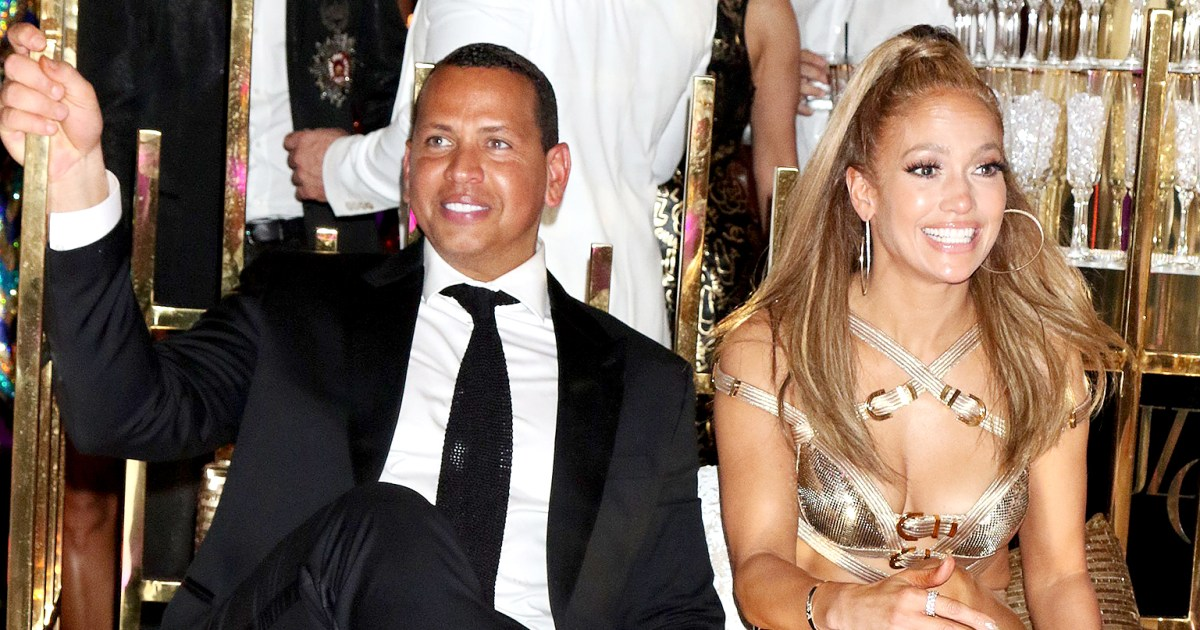 Surprise Performances and More! Inside J. Lo's Gold-Themed 50th B-Day Bash