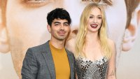 Joe Jonas and Sophie Turner Emmy Nomination